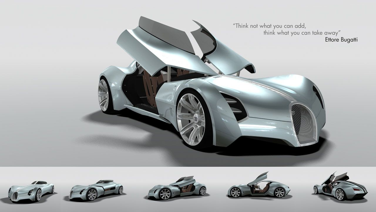 loveisspeed.: bugattİ aerolithe concept   cars