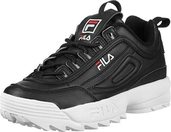 Fila Damen Sneaker Heritage Disruptor Low: Amazon.de: Schuhe ...