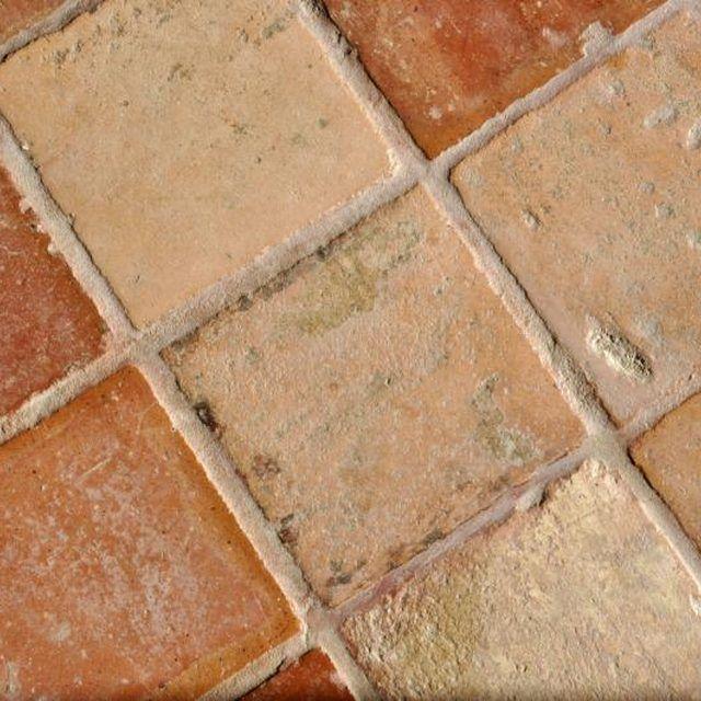 How To Clean Terra-Cotta Floor Tile