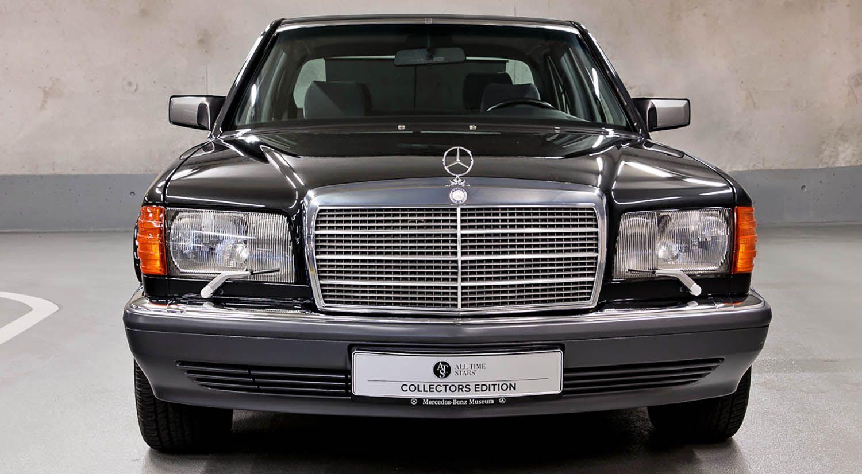 مرسيدس بنز 560 أس إي أل أس63 الثمانينات التي لا تقهر موقع ويلز Mercedes Benz Mercedes W126 Mercedes