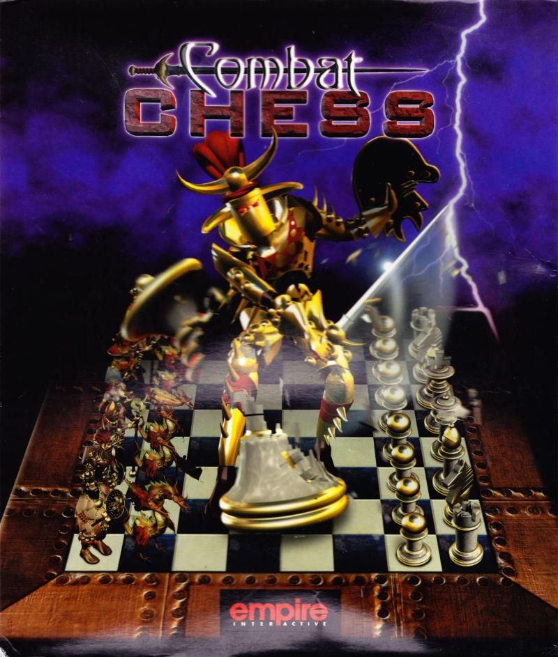 We just added another bargain to our store Combat Chess