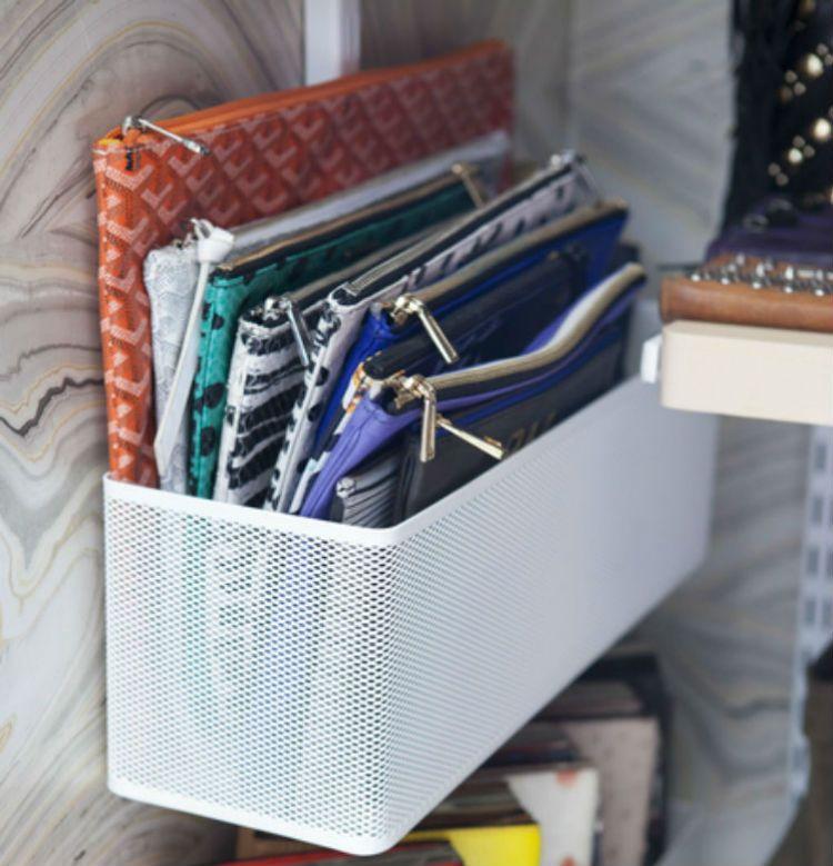 16 Incredible Hacks to Organize Your Linen Closet | Metal shelves ...