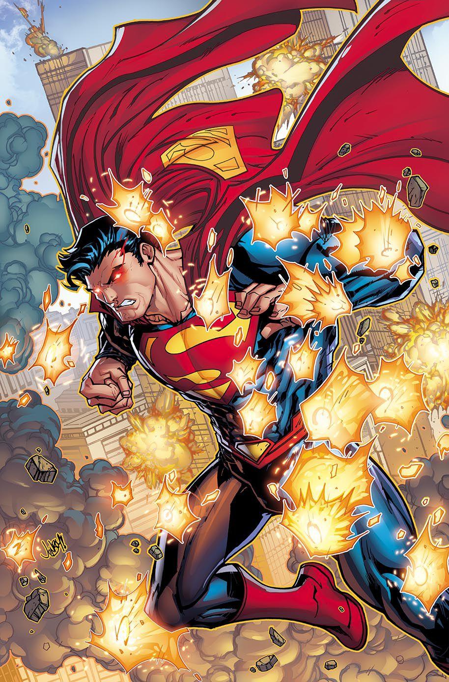 SUPERMAN #32 VARIANT | kal-el en 2018 | Pinterest | Cómic