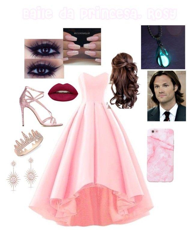 Vestido Baile da Princesa. Rosy Van Helsing | Supernatural