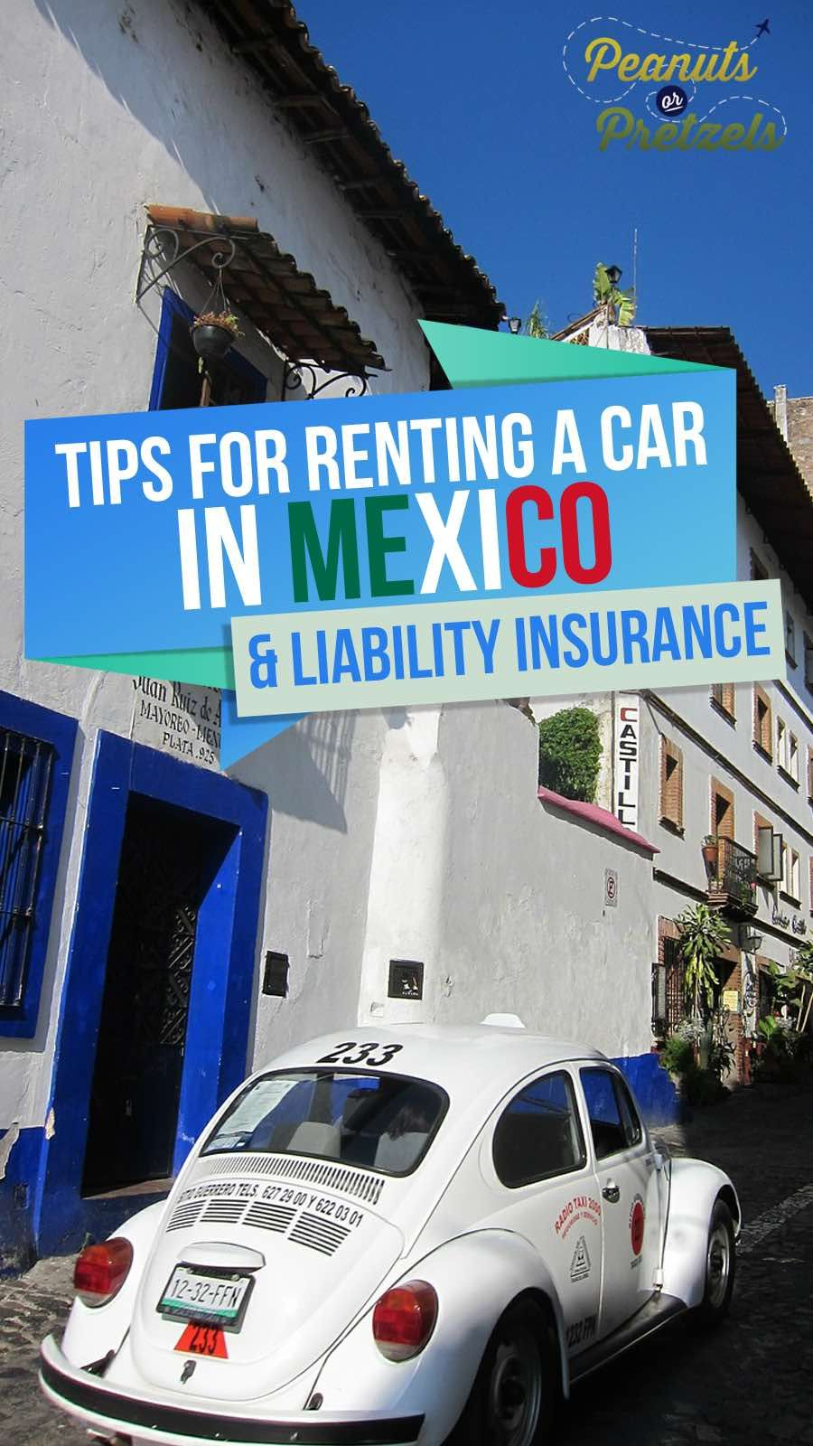 How Much Is Mexican Insurance For A Rental Car
