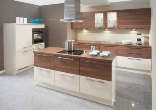 17 Diseños Modernos de Cocinas Minimalistas | Cocinas Minimalistas ...