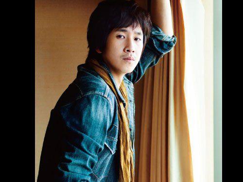 Lee Seon Kyun de Pasta a la espera de su segundo hijo