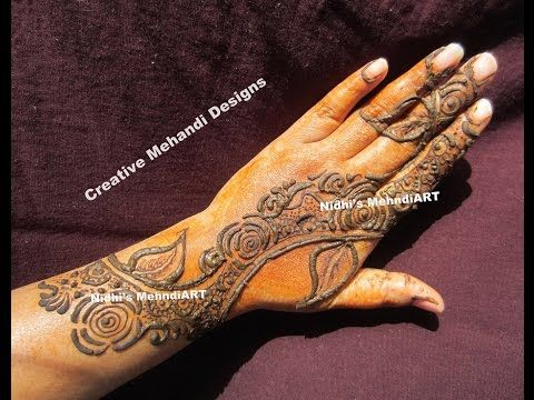 Mehndi For Shrimant : Geeta patel s mehndi th p