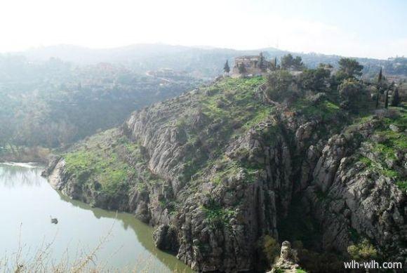 Ispaniya.Okrestnosti Toledo | Outdoor, Toledo, Water