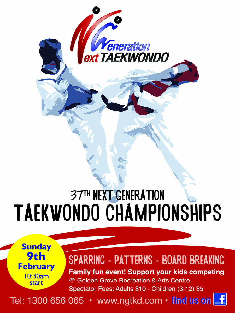Image result for taekwondo poster | taekwondo paper ...