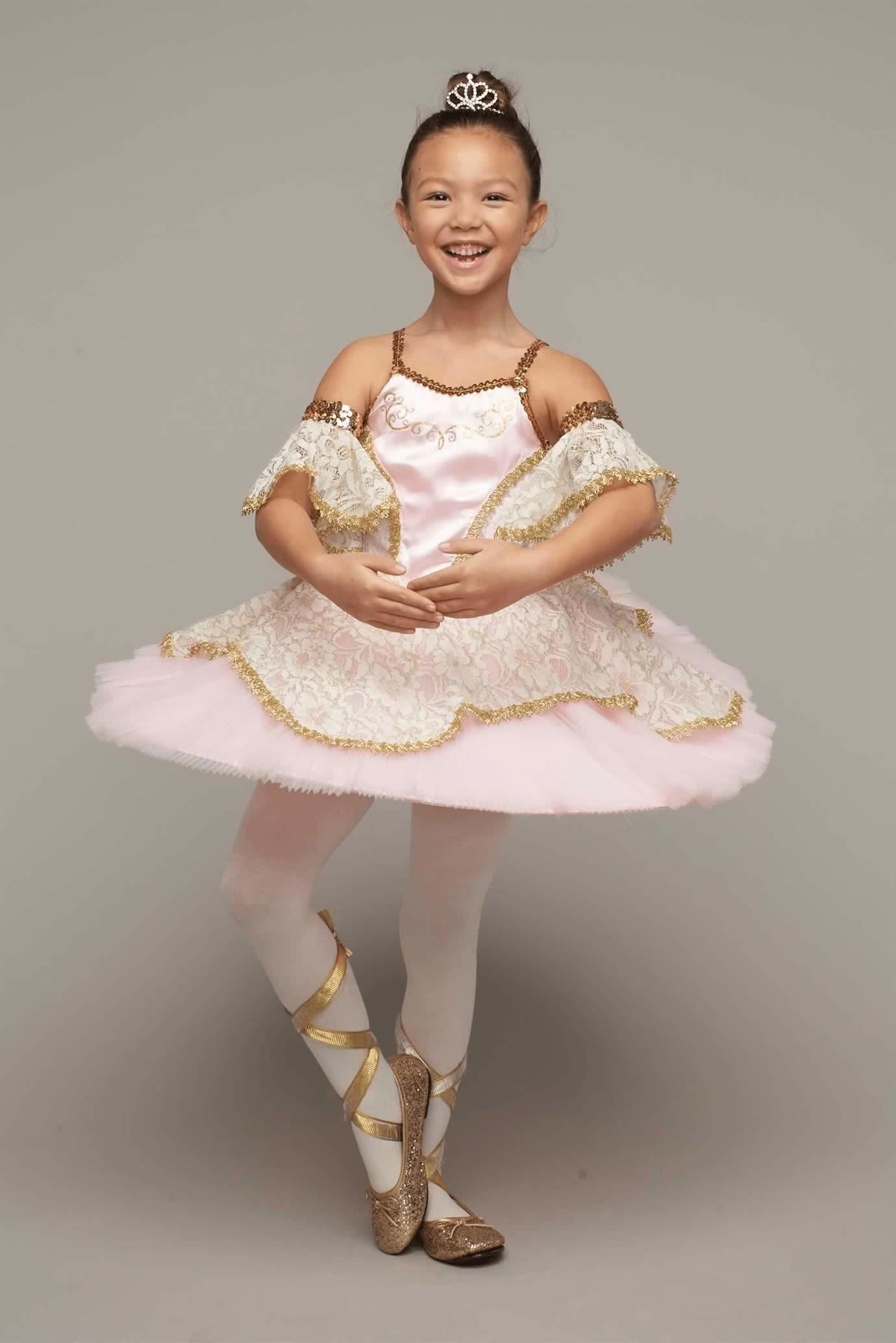 Toddler Pink Ballerina Costume