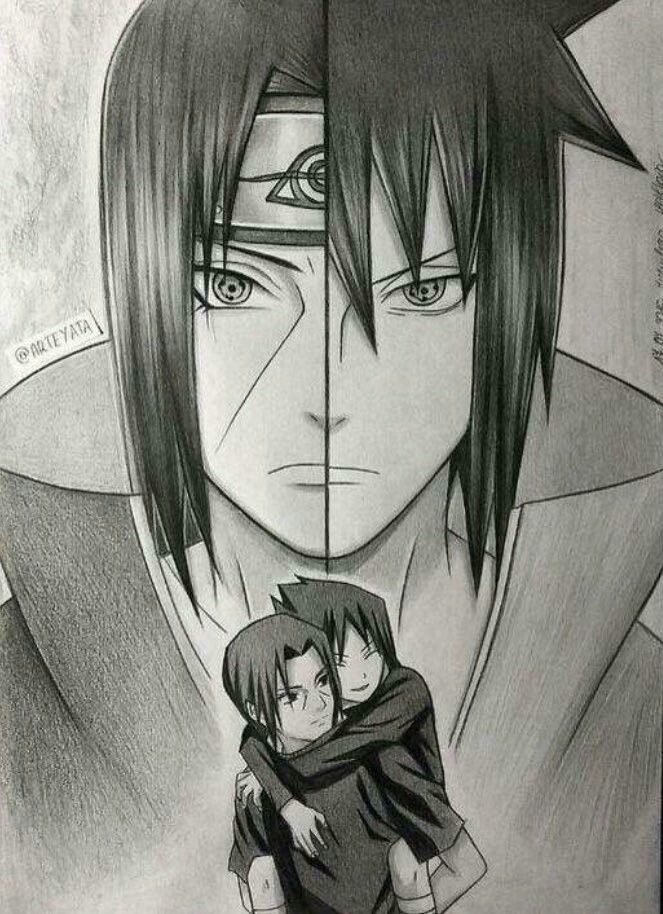 Naruto Cara menggambar, Gambar, Animasi