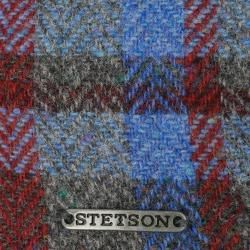 Photo of Stetson Lambswool patchwork gorra plana gorra plana gorro de lana StetsonStetson