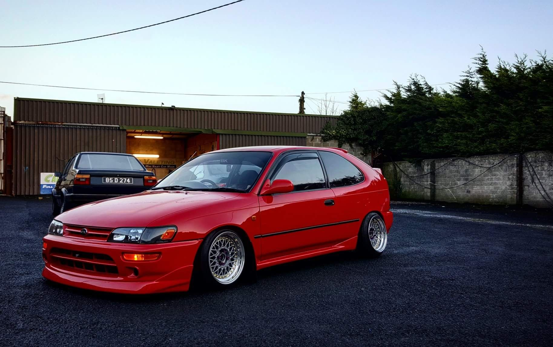 Toyota Ae101 Images - Reverse Search