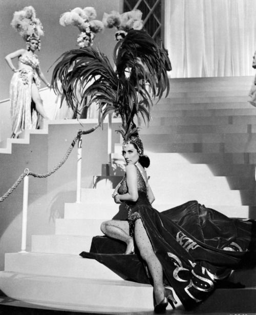 TAMARA TOUMANOVA IN THE MGM MUSICAL DEEP IN MY HEART (1954)   Old  hollywood, Musicals, Mgm