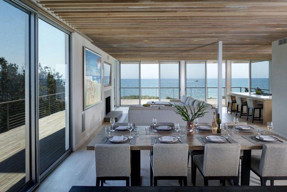 Luxuosas casas de frente para o mar!