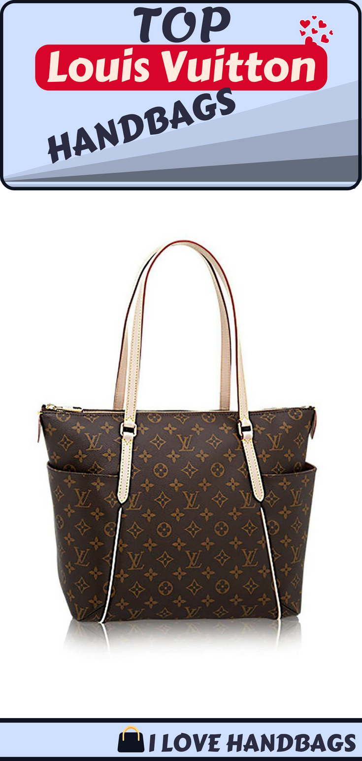 7b9e874929c0 Louis Vuitton handbags for women   Authentic Louis Vuitton Monogram Canvas  Totally MM Shoulder Bag Handbag
