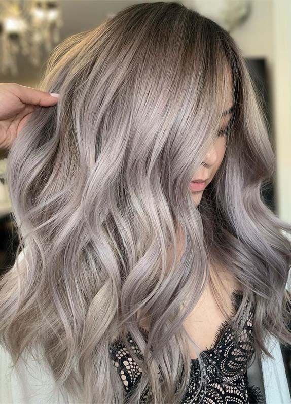 Modern Ideas Of Ash Blonde Hair Color Shades For 2019 Blonde Hair Colour Shades Hair Color Shades Ash Blonde Hair
