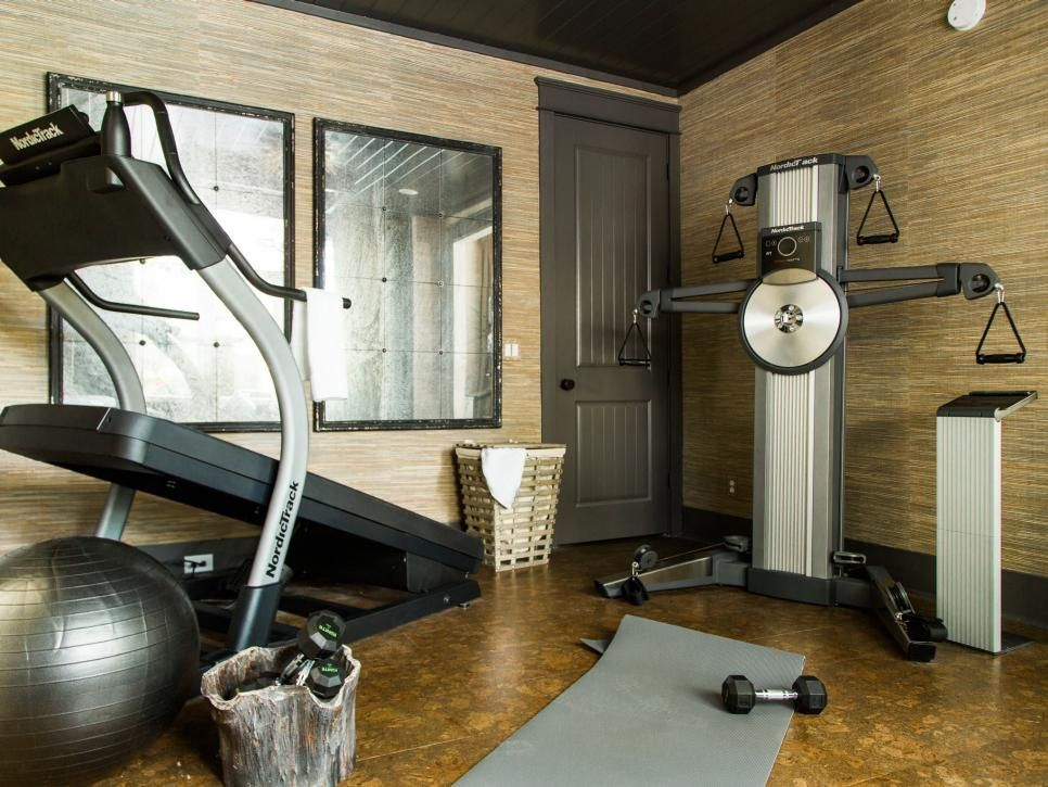 Dream Home 2017: Home Gym Pictures