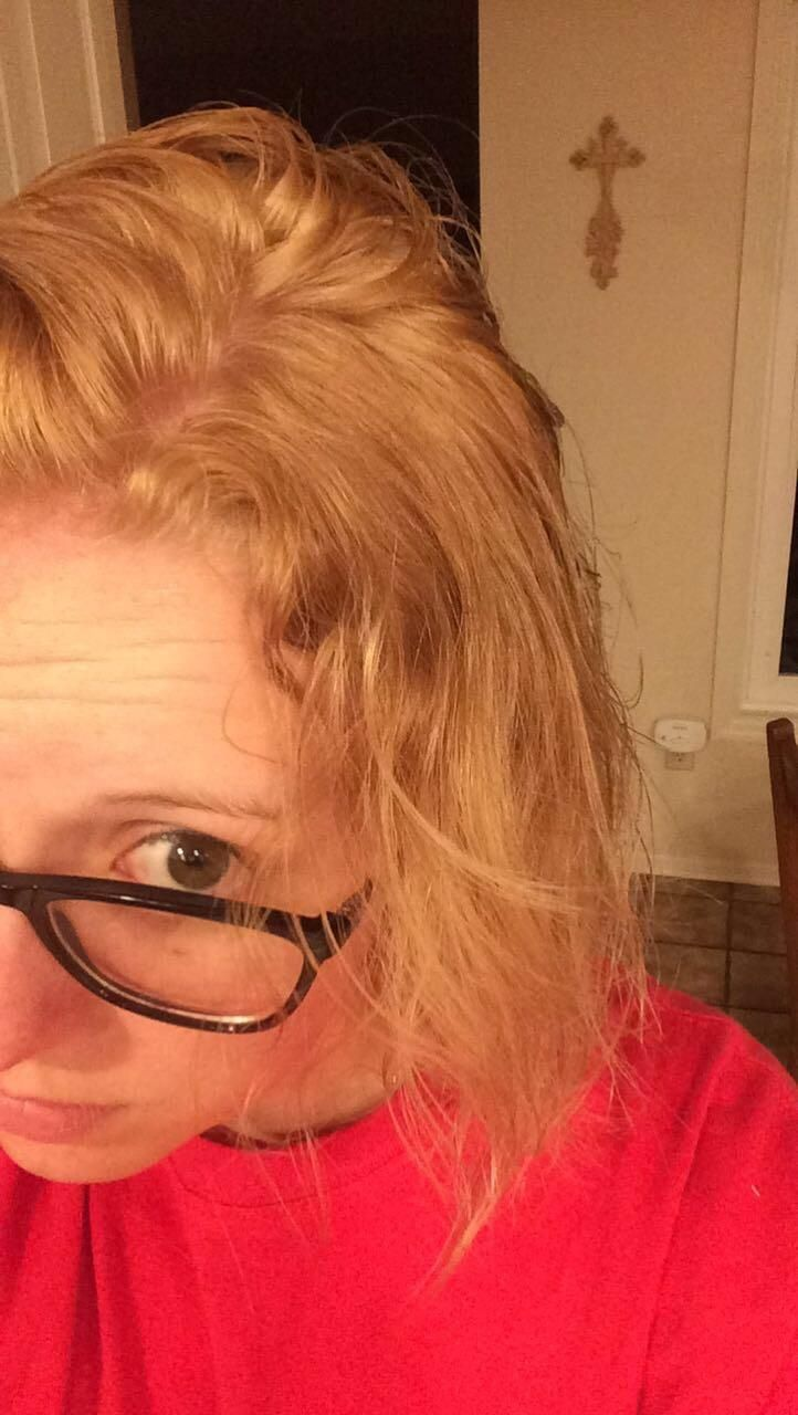 Help Hair Still Orange Yellow After Using Toner Wella T18 Can I