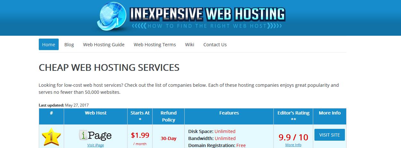 lowcost web hosting Hosting company, Digital marketing