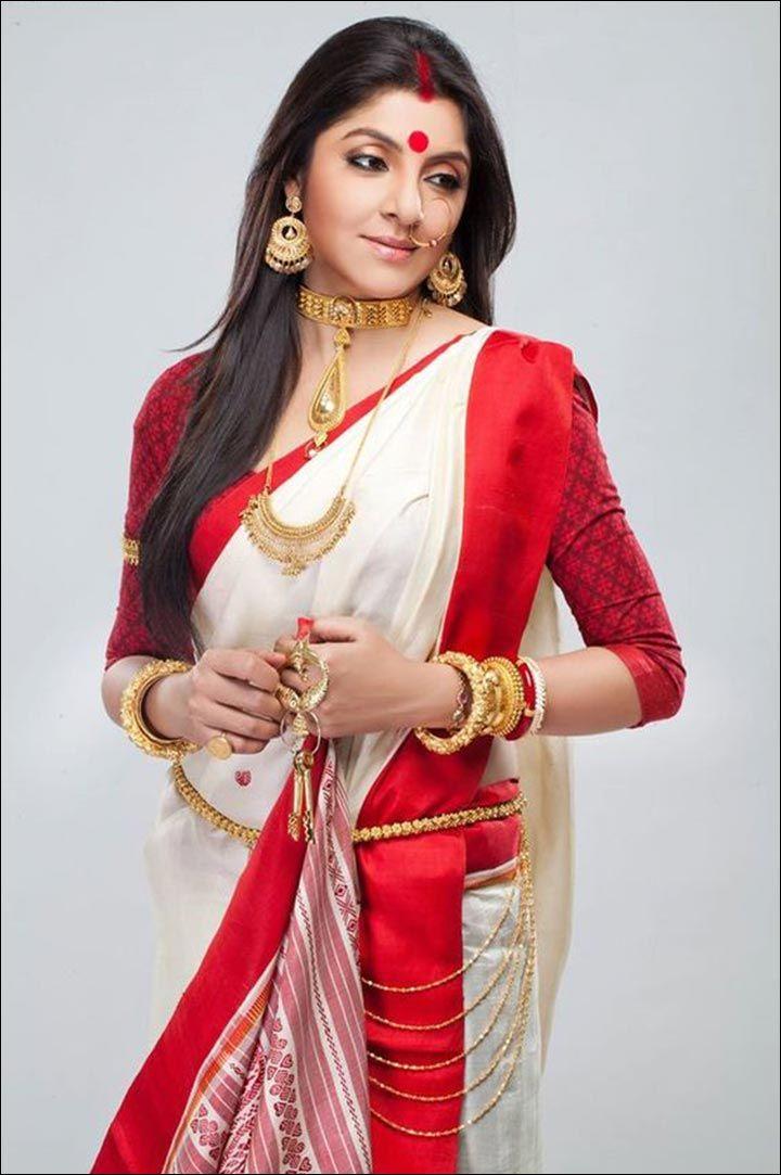 Bengali Bridal Jewellery - Jhumka