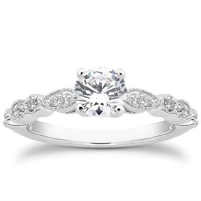 dream engagement rings - Pandora Wedding Rings