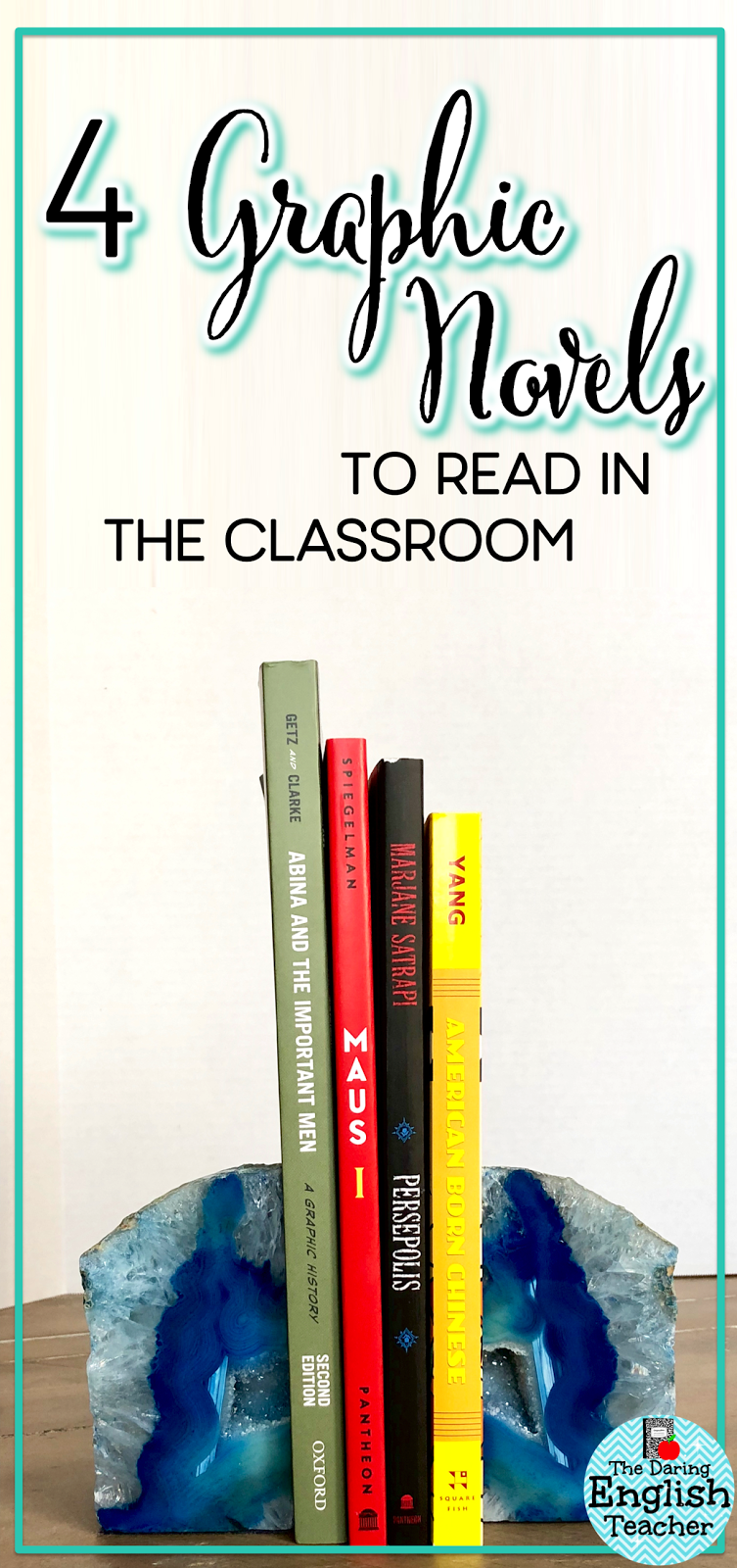 Four Graphic Novels to Use in the Classroom | High School English