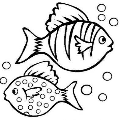 Fish Coloring Pages Fish Coloring Page Coloring Pages Online Coloring Pages