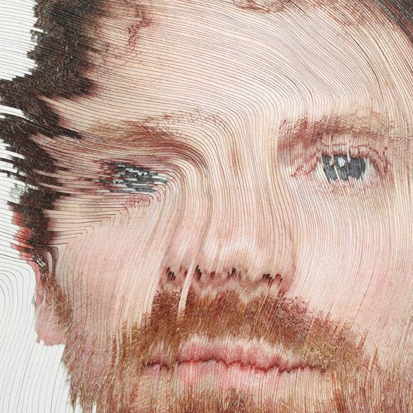 Time-lapse portraits that turn faces into tree rings