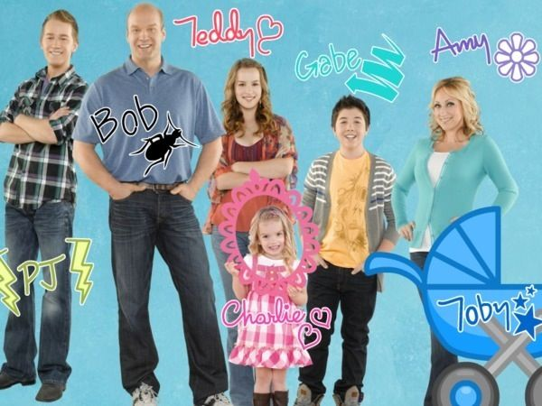 Tyrel Jackson Williams Good Luck Charlie