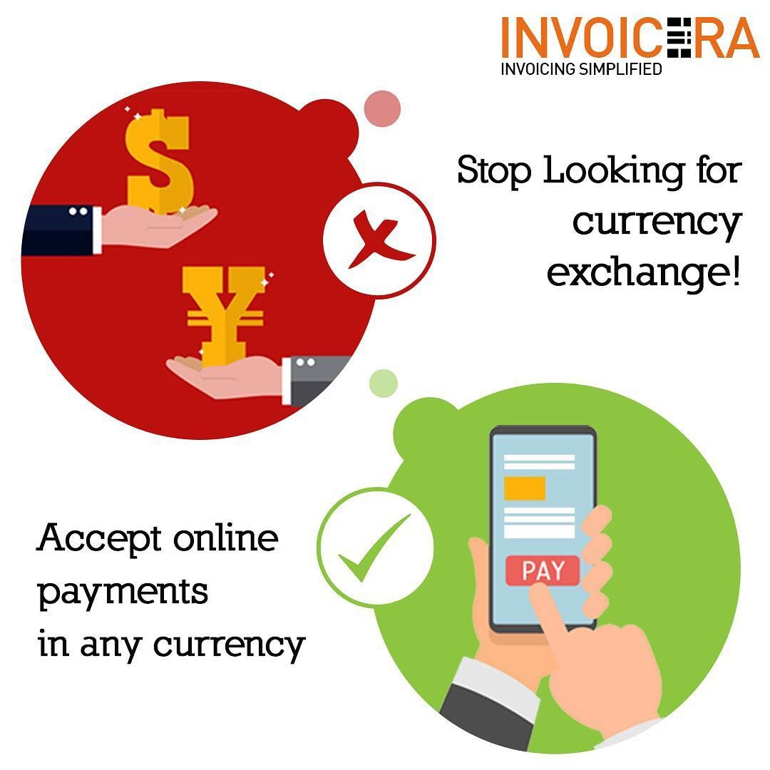 Now Accept Online Payments In Any Currency With Invoicera Work Smart With Invoicera Link In Bio Onlinein In 2020 Online Invoicing Work Smarter Billing Software