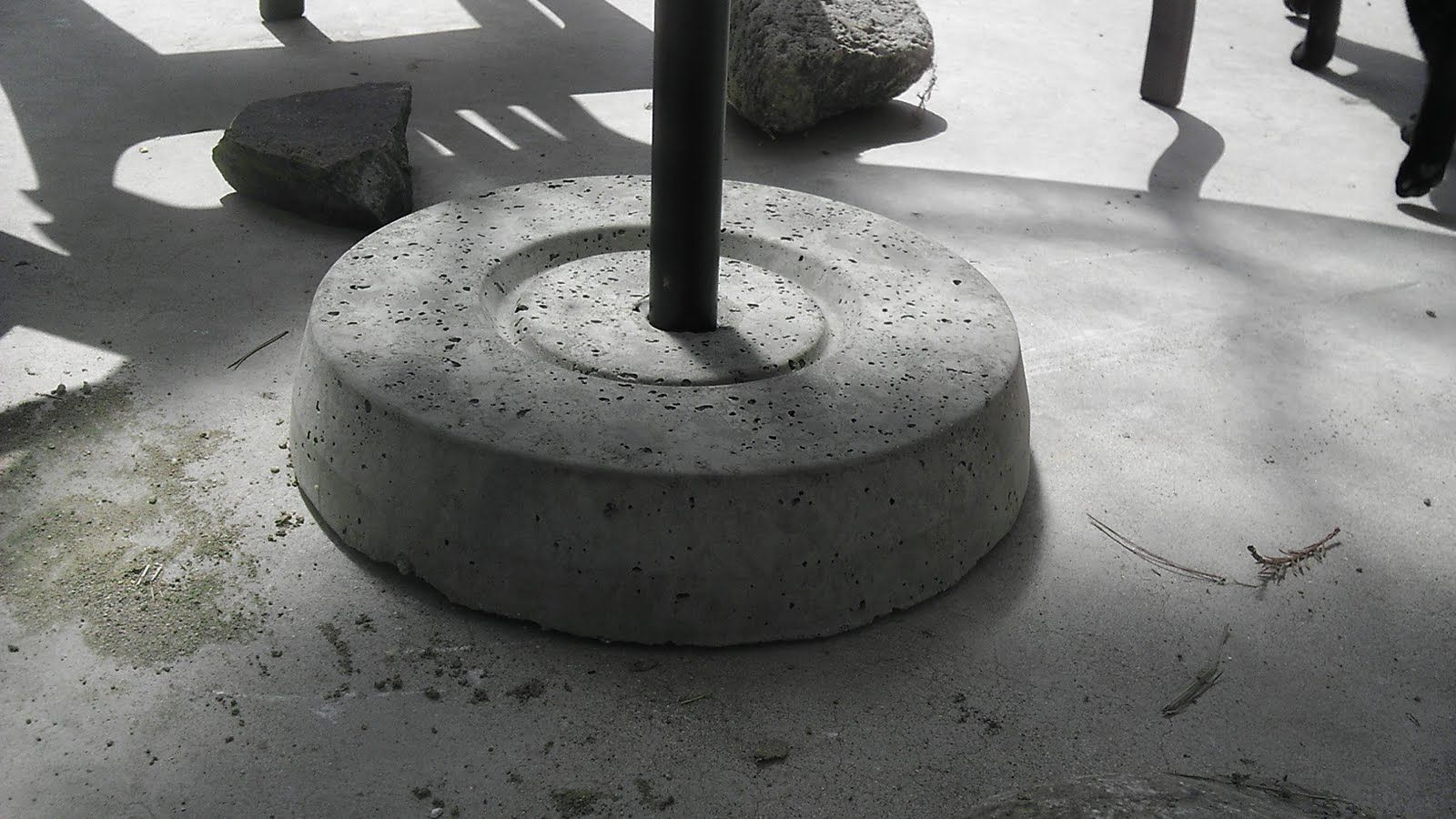 Remarkable Patio Umbrella Stand For Your Outdoor Ideas Diy Concrete
