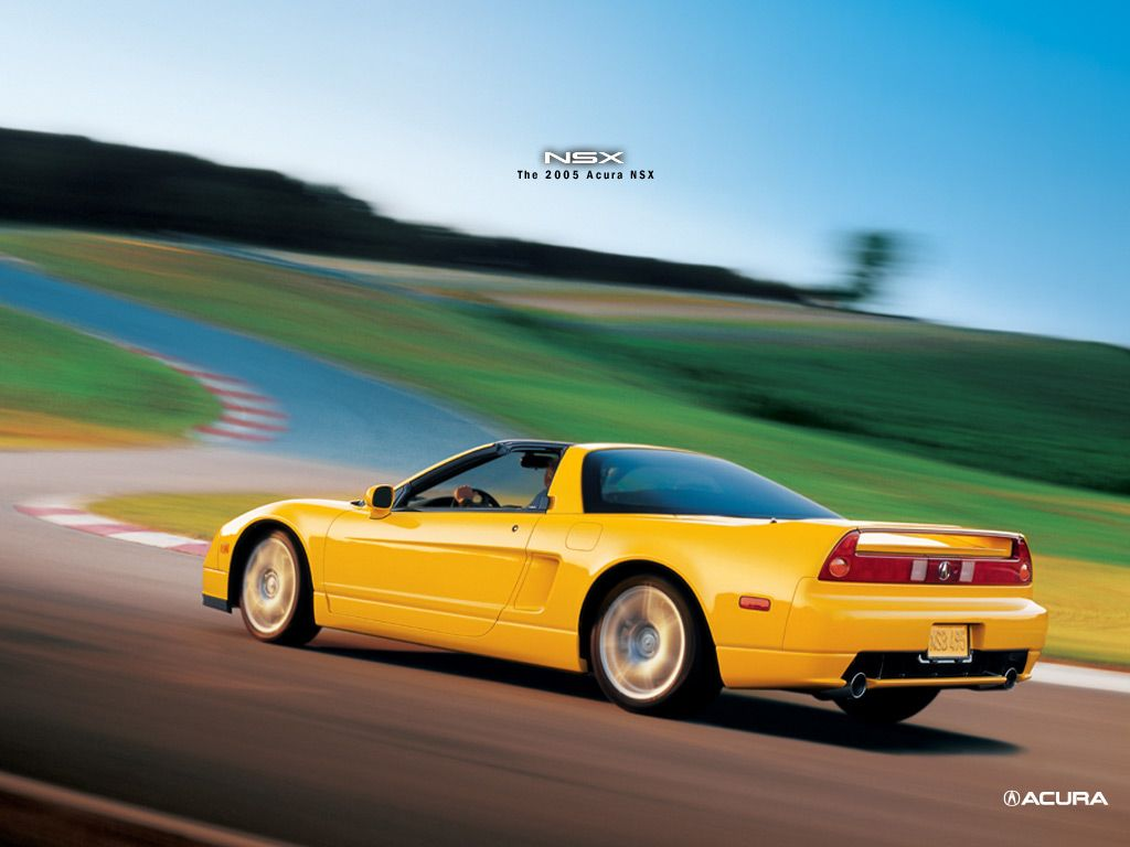 Acura NSX 2005 is a little new for me, I don't like the