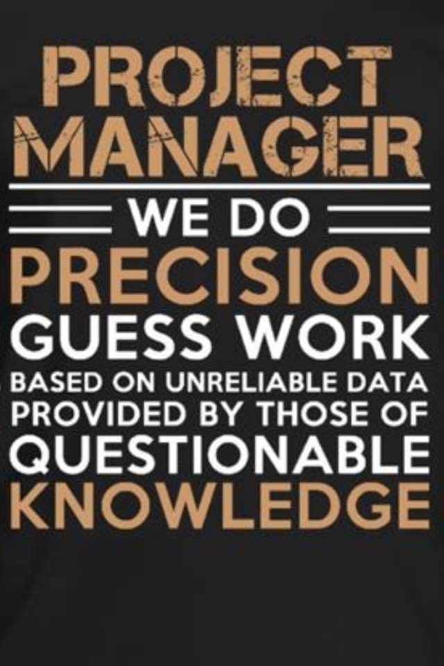Project Manager Job Description  Work  Project Management