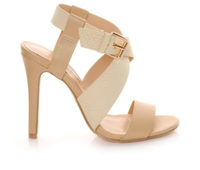 Caliente Gabriella Womens Pumps and Heels Taupe