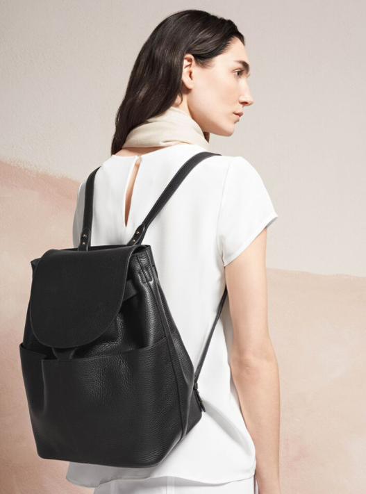 LOVE this backpack from Cuyana. I have one of their big bags and use it  almost daily. 6d7ba9a9bbfff