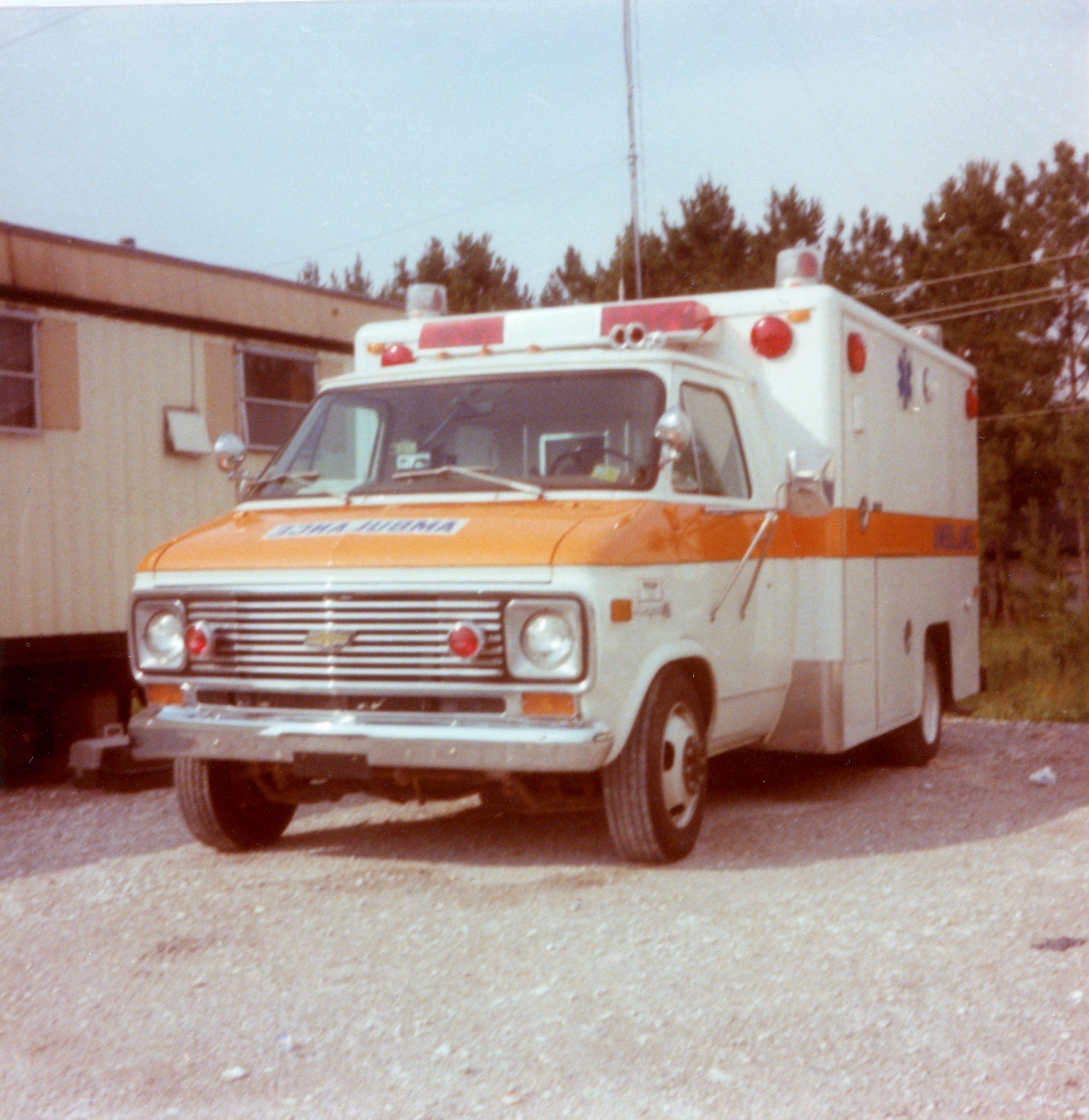 1977 Chevy/Modular Corp., Cypress Creek EMS, Houston,TX