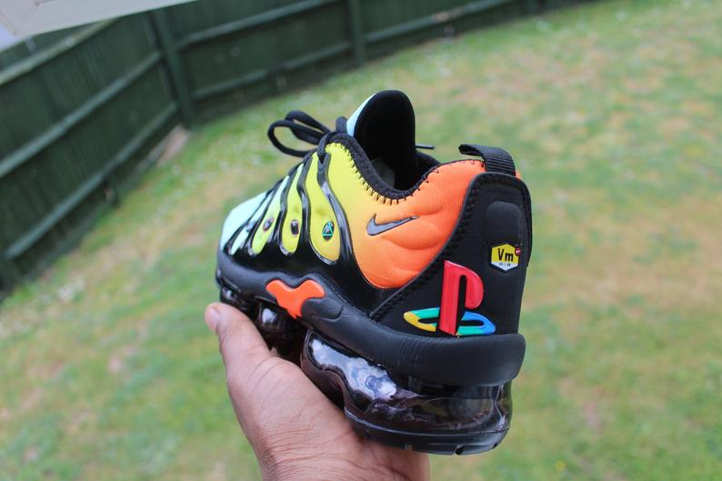 PS4 Controller Inspired Nike Air Max