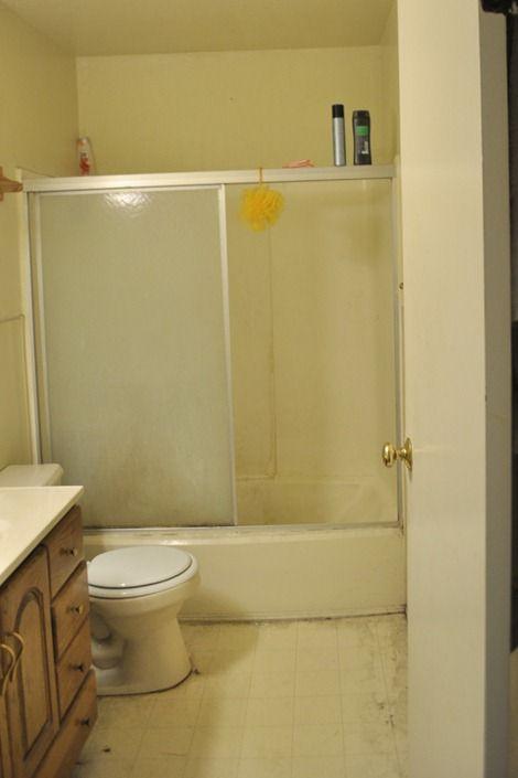 ANTES Y DESPUES de un baño con poco presupuesto | Decorar tu casa es ...