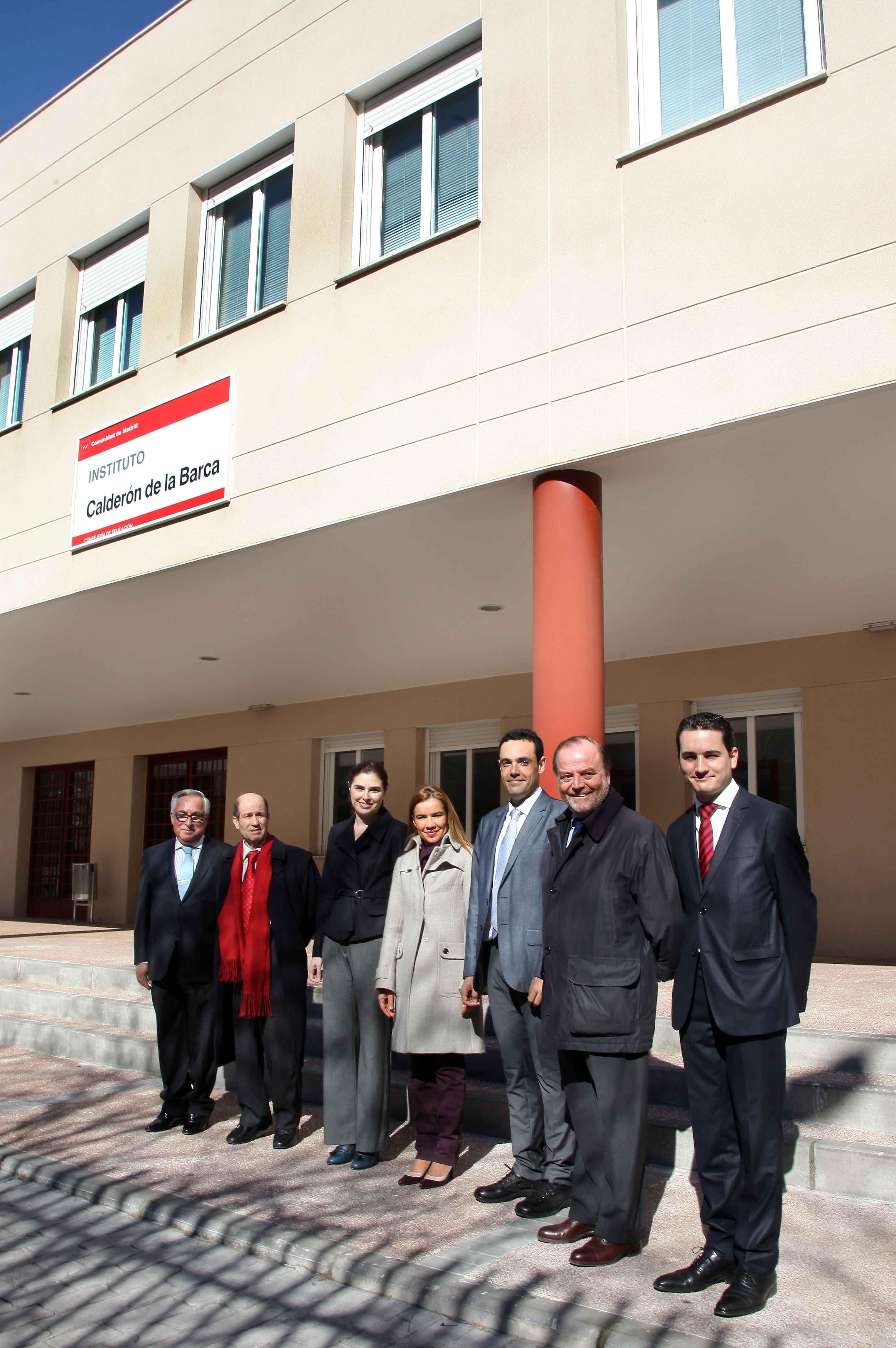 Actualidad - Se han invertido 20 millones de euros desde 2004 en infraestructuras educativas en Pinto