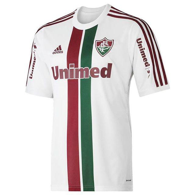 a247f4e550f9f Camisas do Fluminense 2014-2015 Adidas Reserva