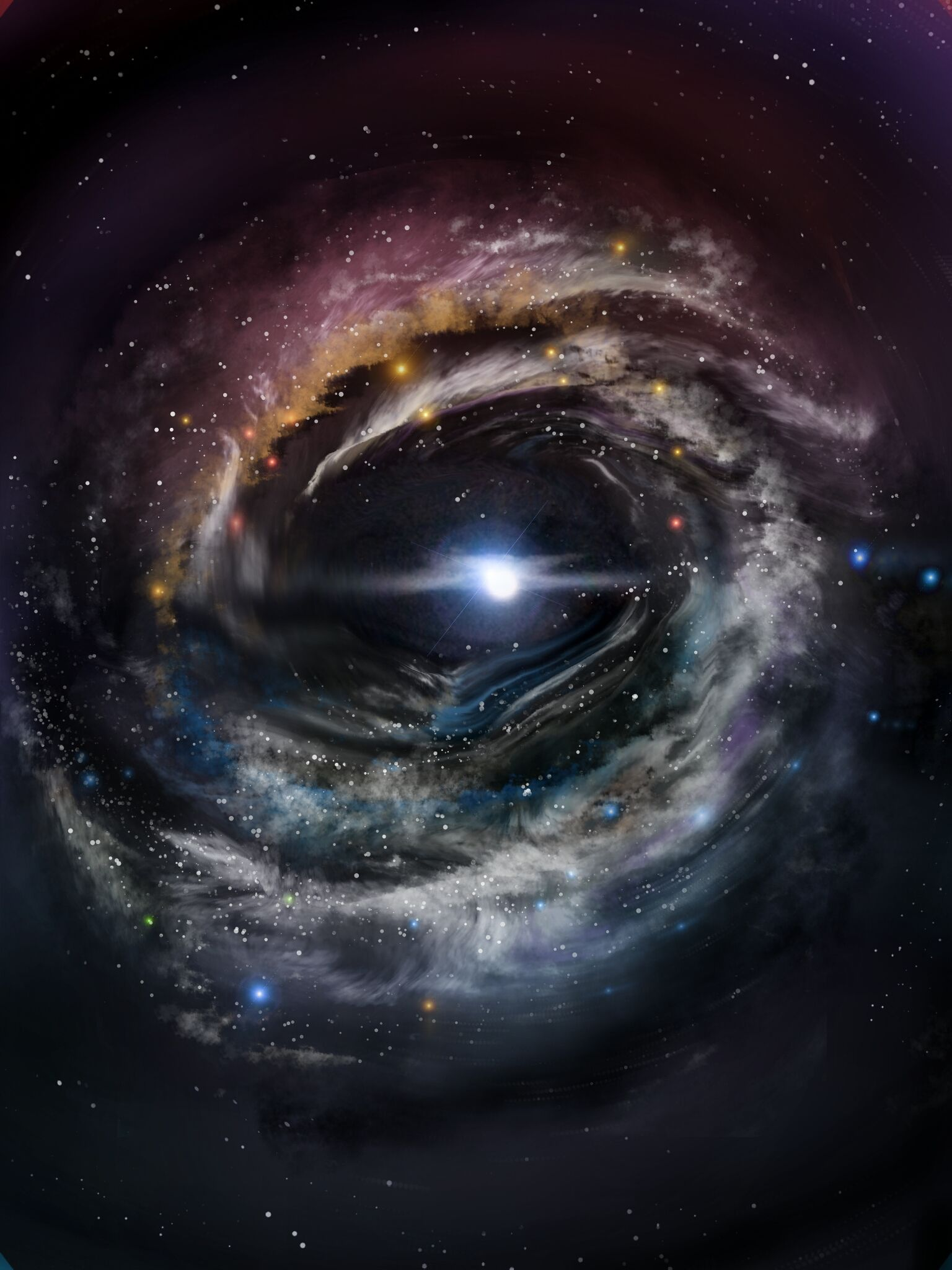 идеальное бесконечный космос картинки придают