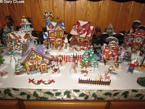 Our Disney Christmas Village (All Ears® Guest Blog) | Holidays ...