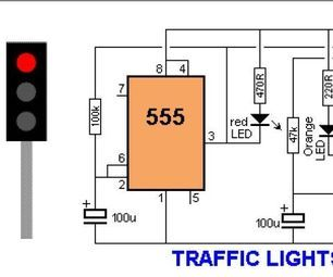 555 Traffic Lights With Images Traffic Light Electrical