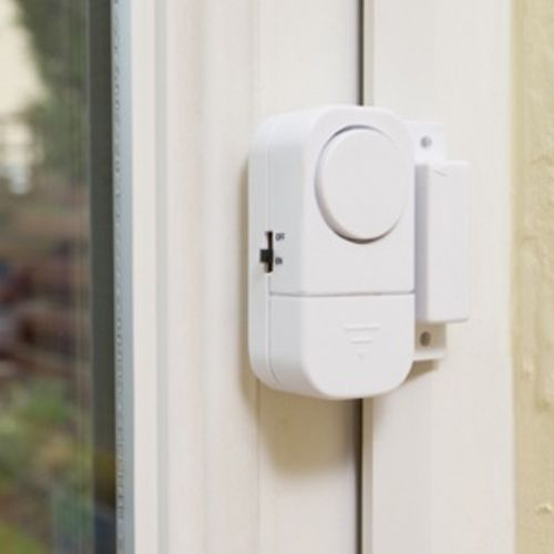 Keeping Doors And Windows Locked Is Your First Line Of Defense Make Wireless Alarms Your Second Wireless Alarm Door Alarms Doors