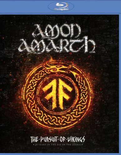 Amon Amarth: The Pursuit of Vikings - 25 Years in the Eye of