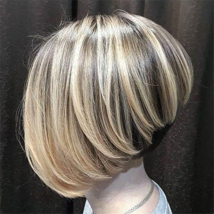 10+ Short bob hairstyles 2019 ideas