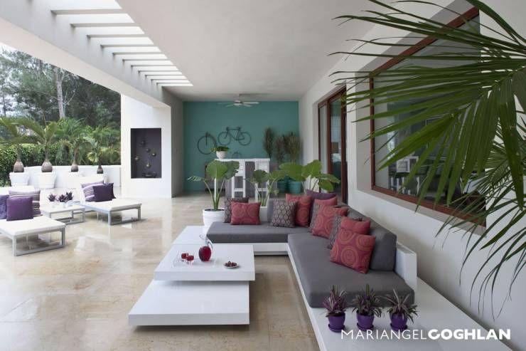 10 terrazas modernas que te van a inspirar a remodelar la tuya ya