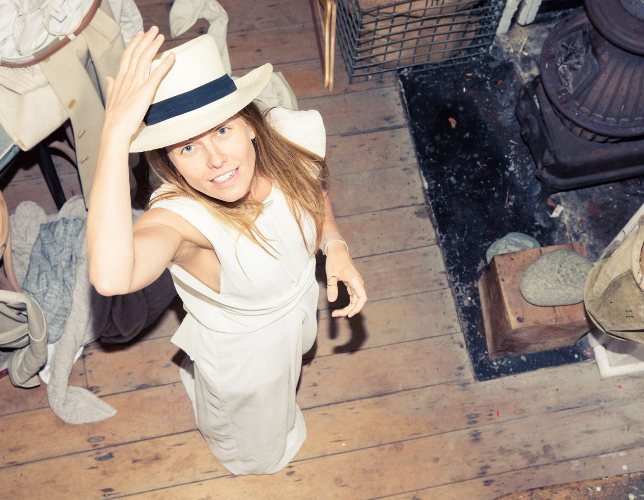 """""""Everyday is a career highlight for me."""" http://www.thecoveteur.com/sibella-court/"""